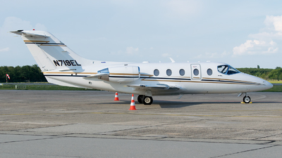 N719EL - Raytheon Hawker 400XP - Private