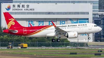 B-30FL - Airbus A320-271N - Shenzhen Airlines