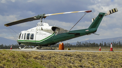 HC-CQL - Bell 214ST - Private