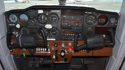 HC-CMA - Cessna 152 - Aeroclub del Ecuador