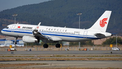 B-8337 - Airbus A320-232 - Air China