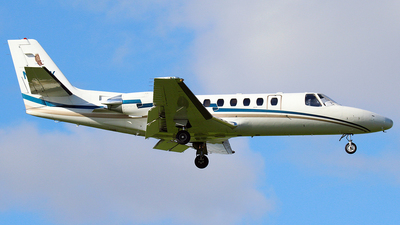 N87JK - Cessna 560 Citation V - Private