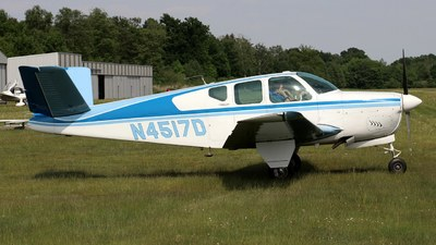 N4517D - Beechcraft G35 Bonanza - Private