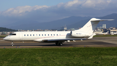 A picture of VHOCV - Bombardier Global Express XRS - [9326] - © Ethan Tang