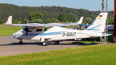 D-GGUT - Tecnam P2006T - Flugschule Jesenwang