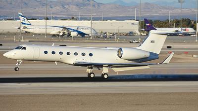N111 - Gulfstream G550 - Private