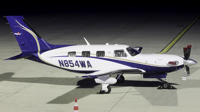 N854WA - Piper PA-46-500TP Malibu Meridian - Private
