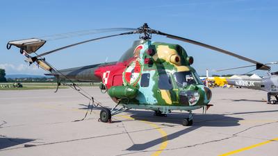 6922 - PZL-Swidnik Mi-2URP Hoplite - Poland - Army