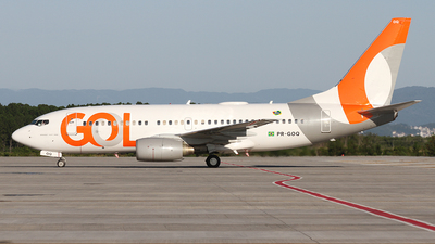 A picture of PRGOQ - Boeing 73776N - GOL Linhas Aereas - © Bruno Orofino