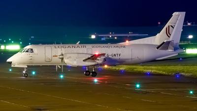 G-GNTF - Saab 340A(F) - Loganair