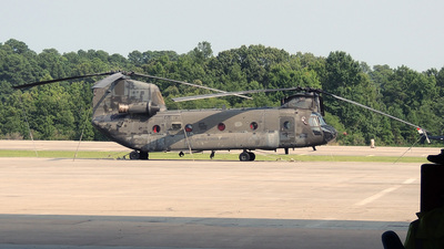 87-00097 - Boeing CH-47D Chinook - United States - US Army