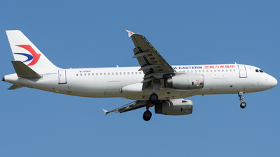 B-6560 - Airbus A320-232 - China Eastern Airlines