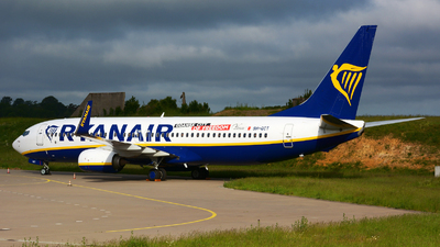 9H-QCT - Boeing 737-8AS - Ryanair (Malta Air)