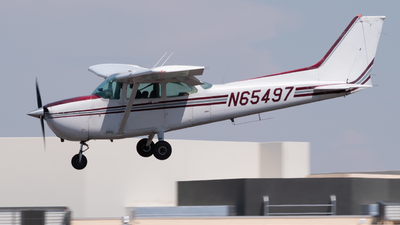N65497 - Cessna 172P Skyhawk - Private