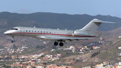 9H-VJR - Bombardier BD-700-1A10 Global 6000 - VistaJet