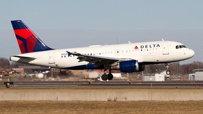 N333NB - Airbus A319-114 - Delta Air Lines