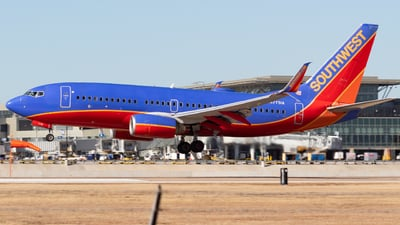 N7751A - Boeing 737-7BD - Southwest Airlines