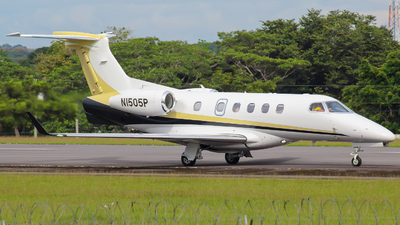 N1505P - Embraer 505 Phenom 300 - Private