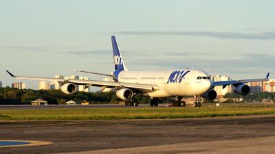 F-GLZK - Airbus A340-313X - Joon