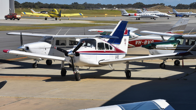 VH-FWQ - Beechcraft A23-24 Musketeer Super III - Private