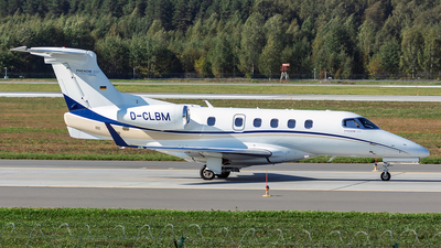 D-CLBM - Embraer 505 Phenom 300 - Private