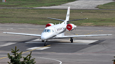 OE-GCG - Cessna 560XL Citation Excel - Goldeck-Flug