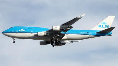 PH-BFF - Boeing 747-406(M) - KLM Royal Dutch Airlines