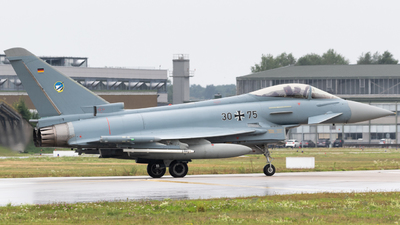 30-75 - Eurofighter Typhoon EF2000 - Germany - Air Force