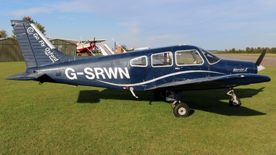 G-SRWN - Piper PA-28-161 Warrior II - Go Fly Oxford