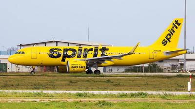 N905NK - Airbus A320-271N - Spirit Airlines