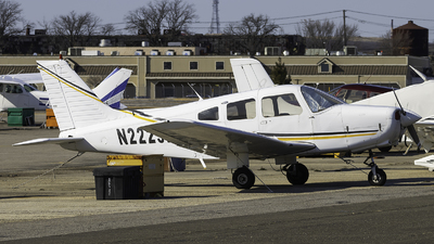 N2225D - Piper PA-28-161 Cadet - Private