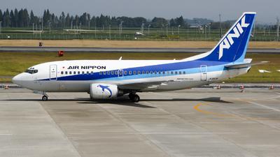 JA357K - Boeing 737-5L9 - Air Nippon (ANK)