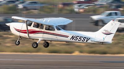 N55SV - Cessna 172S Skyhawk SP - Silverhawk Aviation Academy