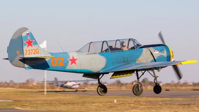 RA-2372G - Yakovlev Yak-52 - Private