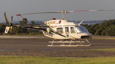 PR-HIB - Bell 206L-4 Long Ranger IV - Brazil - Instituto Brasileiro do Meio Ambiente (IBAMA)
