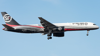 B-2829 - Boeing 757-25C(SF) - SF Airlines
