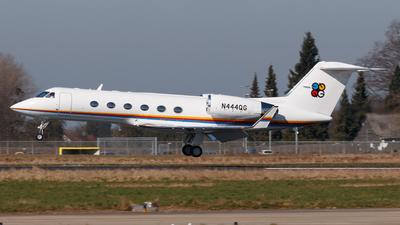 N444QG - Gulfstream G-IV - Private