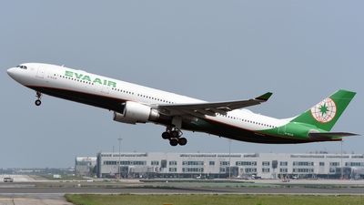 B-16338 - Airbus A330-302 - Eva Air
