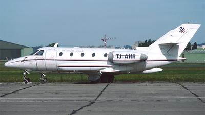 TJ-AHR - Aérospatiale SN 601 Corvette - Air Affaires  Afrique