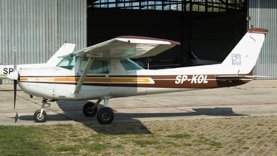 SP-KOL - Cessna 152 II - Private