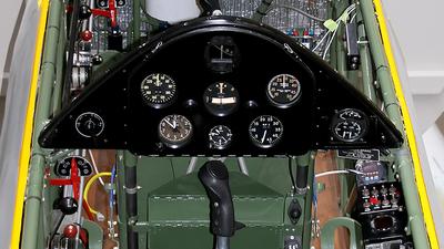 VH-PUD - Boeing N2S-3 Stearman - Private