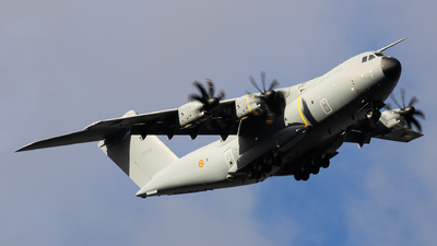 CT-04 - Airbus A400M - Belgium - Air Force