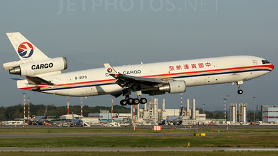 B-2170 - McDonnell Douglas MD-11(F) - China Cargo Airlines