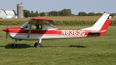 N8353G - Cessna 150F - Private