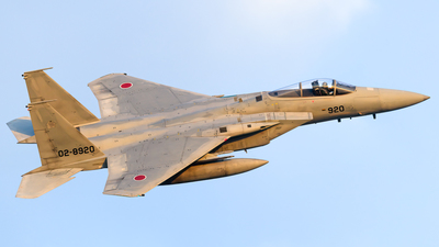02-8920 - McDonnell Douglas F-15J Eagle - Japan - Air Self Defence Force (JASDF)