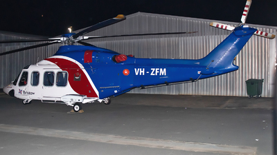 A picture of VHZFM - AgustaWestland AW139 - Bristow Helicopters - © Daniel Wilson