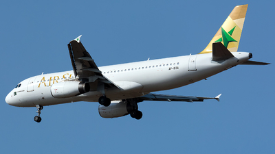 AP-BOA - Airbus A320-232 - AirSial