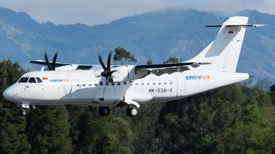 HK-5341-X - ATR 42-600 - EasyFly