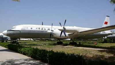208 - Ilyushin IL-18D - Civil Aviation Administration of China (CAAC)