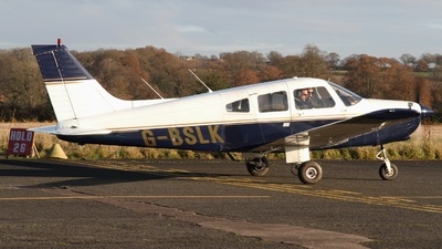 G-BSLK - Piper PA-28-161 Warrior II - Private